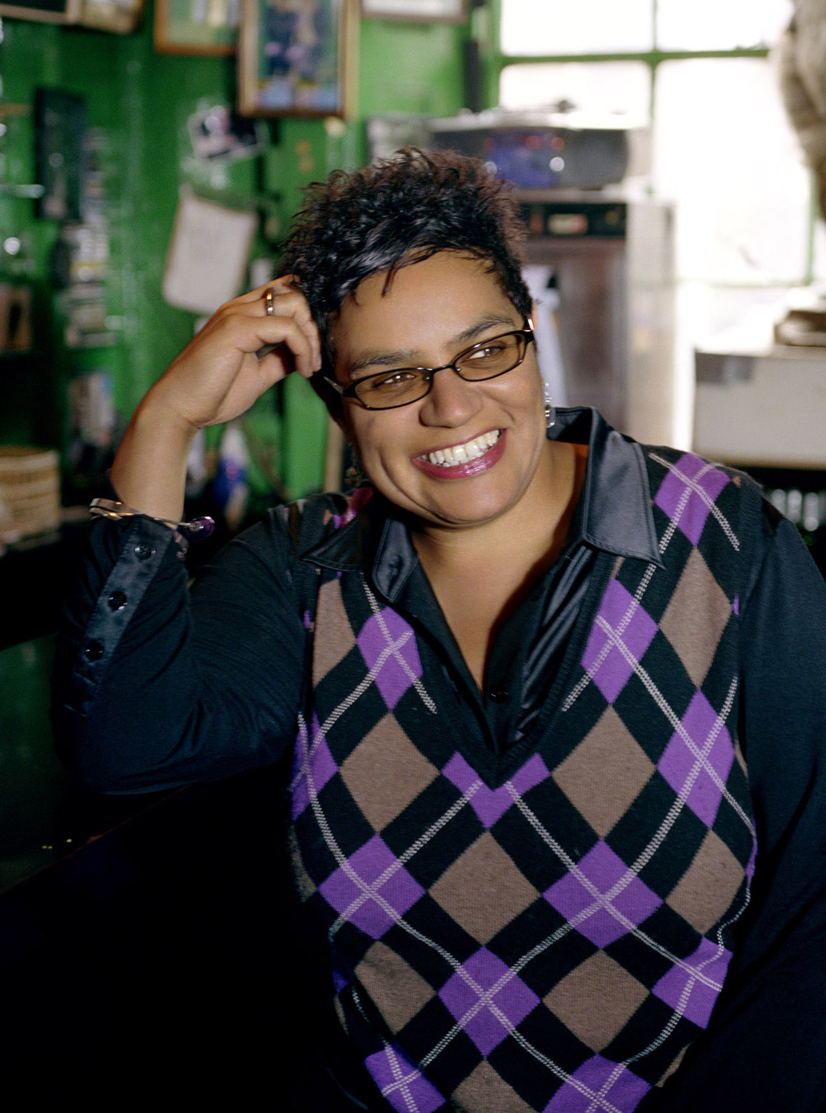 Jackie Kay Conference